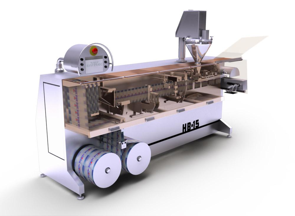Maquinaria 3D